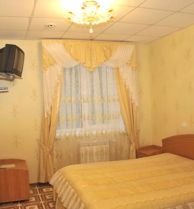 Гостиничный комплекс  Юрья