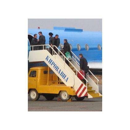 В кировском правительстве прогнозируют открытие в 2010 году авиарейсов в Санкт-Петербург, Екатеринбург, Краснодар и Сочи