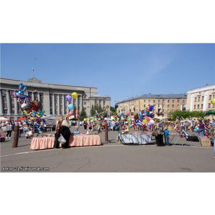 В Кирове пройдет ярмарка выходного дня