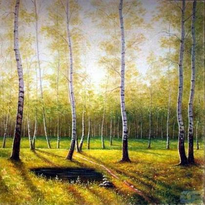 Живопись – обязательный элемент изысканного интерьера