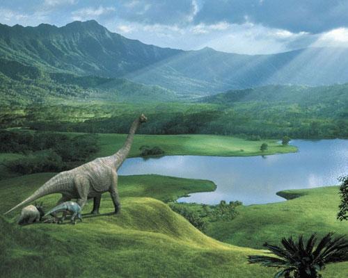 Кировская область уже в октябре обзаведется своим парком динозавров