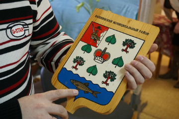 Экспедиция «За головными уборами героев русских сказок». День 5-й