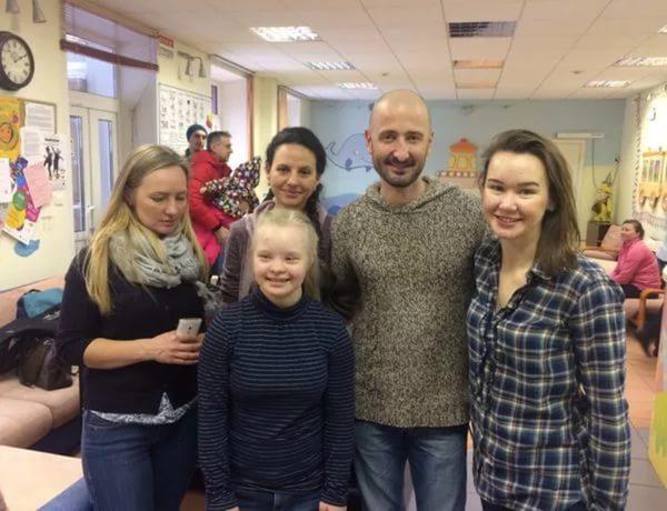 Петр Зозуля набежал 437 174 рубля в поддержку подростков с синдромом Дауна