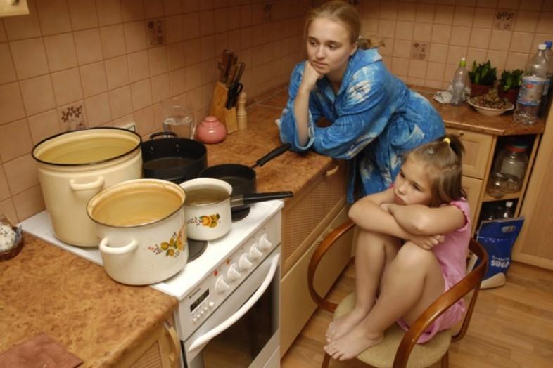 График отключения горячей воды в Кирове на 2017 год