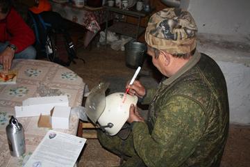 Путешественники из Вятских Полян оказались в снежном плену Алтая