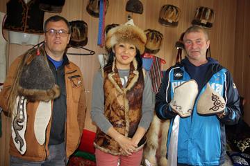 Путешественники из Вятских Полян раздобыли еще четыре алтайских шляпы и запланировали экстремальную поездку