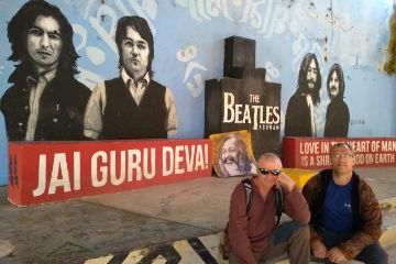 15-16-й день экспедиции. «Hat Master» прошел по следам «The Beatles» и окунулся в Гангу