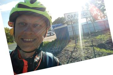 Велопутешествие Юрия Ташлыкова. День 9-й. Саранск. 124 км и 7 часов в пути