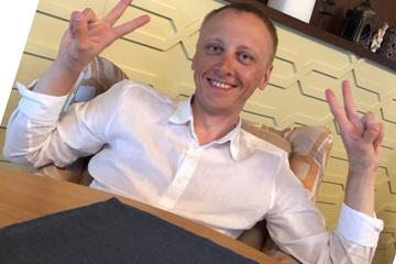 Велопутешествие Юрия Ташлыкова. День 18-й.   0 км и 1 день форума