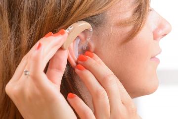 Слуховые аппараты: месяц низких цен