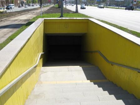 В 2010 в г. Кирове могут появиться ещё два подземных перехода