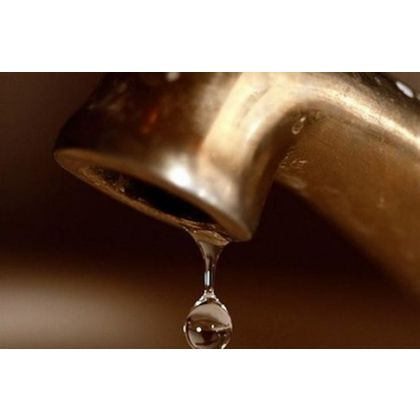 Значительная часть города завтра останется без воды